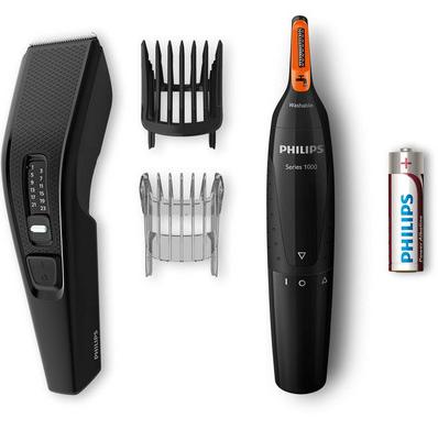 Bild zu Philips HC3510/85 Haarschneider + Nasenhaartrimmer für 25,90€ inkl. Versand (Vergleich: 36,30€)