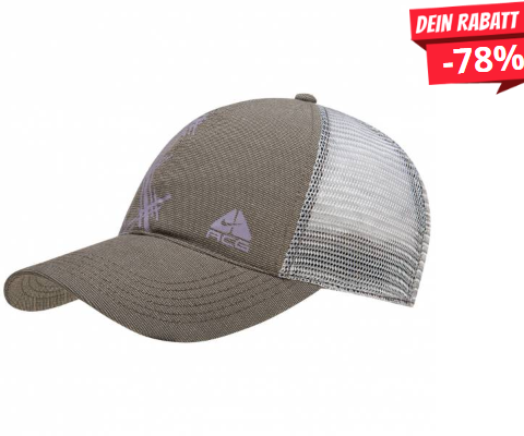 Bild zu SportSpar: Nike ACG Woven Trucker Cap Unisex Kappe für 8,94€ inkl. Versand (Vergleich: 10€)
