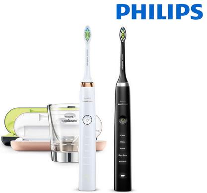 Bild zu Philips HX9392/39 Sonicare DiamondClean Zahnbürsten (Special Edition) für 185,90€ inkl. Versand (Vergleich: 244,89€)