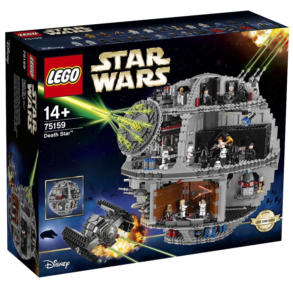 """Bild zu Toys""""R""""Us: Lego Star Wars Todesstern (75159) für 362,94€ (Vergleich: 445,50€)"""