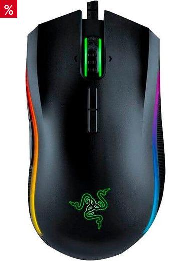 Bild zu RAZER Mamba Elite Gaming-Maus (kabelgebunden) für 64,95€ inkl. Versand (Vergleich: 75,90€)