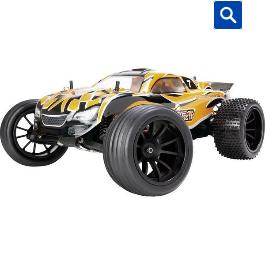 Bild zu [VORBEI] Reely Dart Brushed 1:10 RC Modellauto (Heckantrieb 100% RtR) für 39,36€ inkl. Versand (Vergleich: 74€)