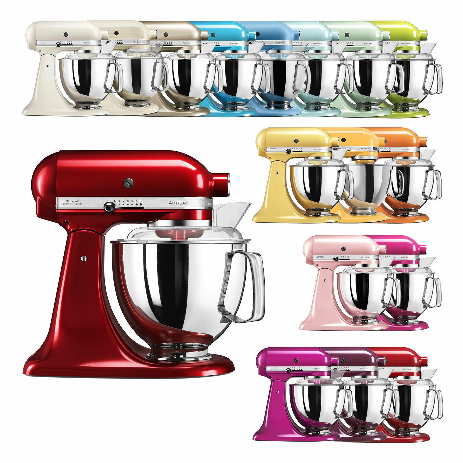 Bild zu [B-Ware] KitchenAid Artisan Küchenmaschine 5KSM175PS 4,8 Liter für 349€ (Vergleich: 399€)