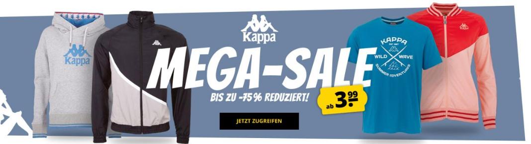 Bild zu SportSpar – Kappa Mega Sale mit bis zu 75% Rabatt