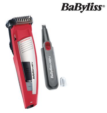 Bild zu Babyliss E849PE Barttrimmer für 35,90€ inkl. Versand (Vergleich: 55€)