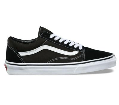 Bild zu Vans Old Skool Black Unisex Gr. 36-45 für 47,99€ inkl. Versand (Vergleich: 55,80€)