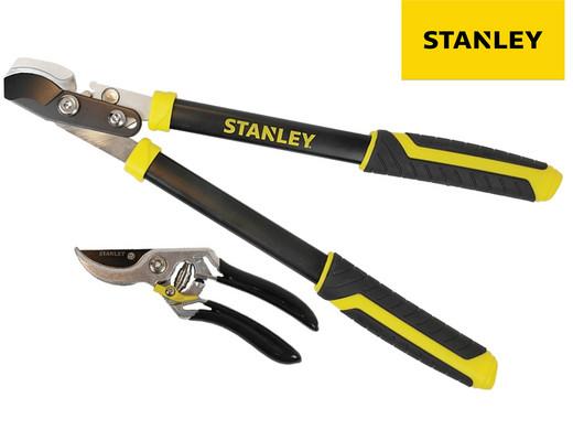 Bild zu Stanley Ast- und Bypass-Schere für 18,90€ inkl. Versand (Vergleich: 31€)