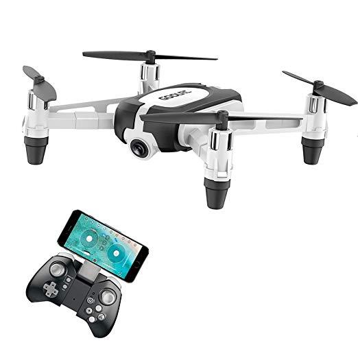 Bild zu GoolRC Mini Drohne T700 mit 720P FPV Kamera für 32,99€