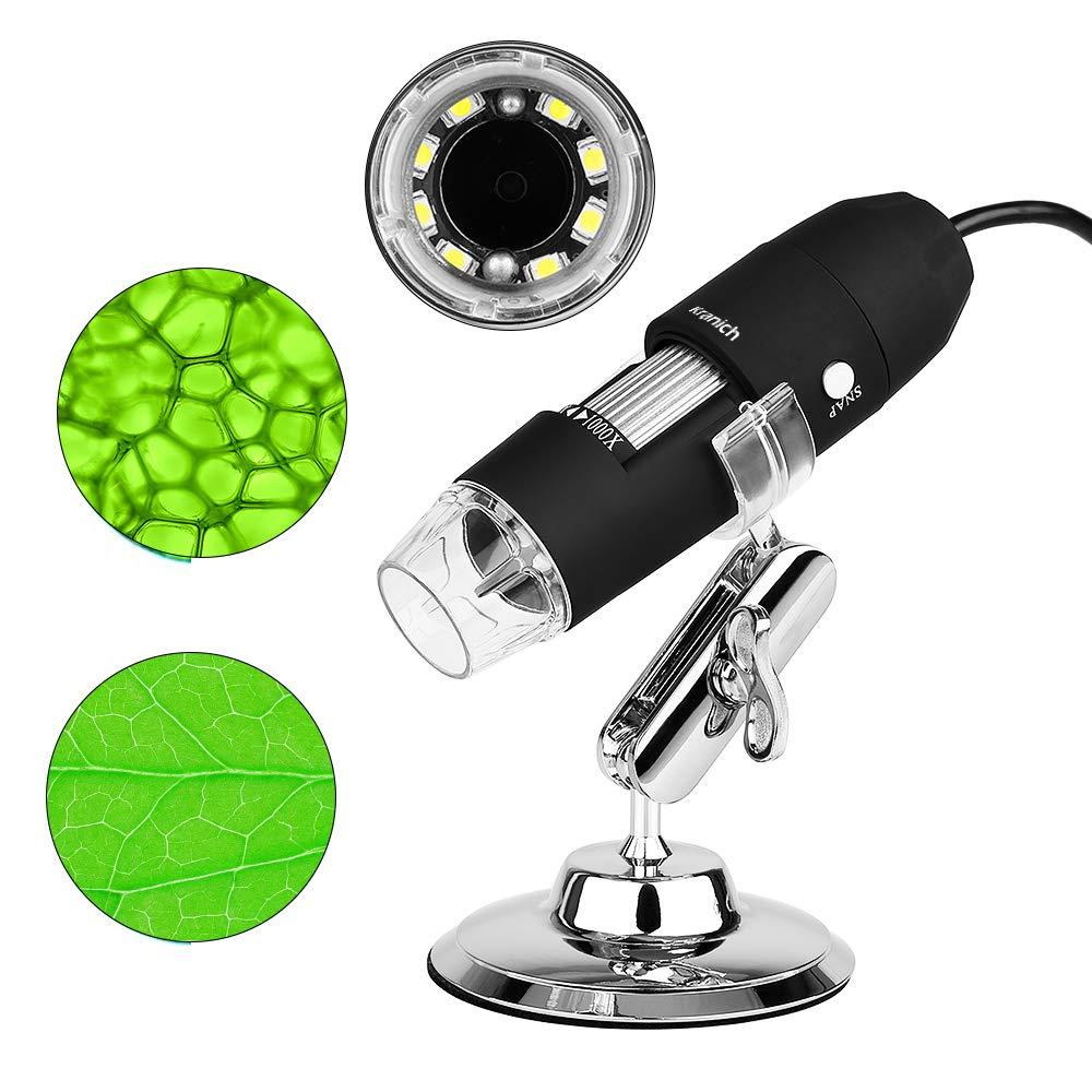 Bild zu Kranich 3 in 1 Kinder USB Mikroskop für 19,99€