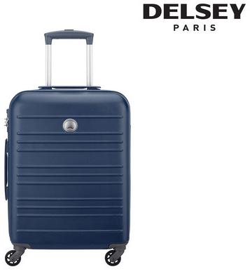 Bild zu Delsey Carlit Handgepäckkoffer 55cm für 55,90€ inkl. Versand (Vergleich: 69€)