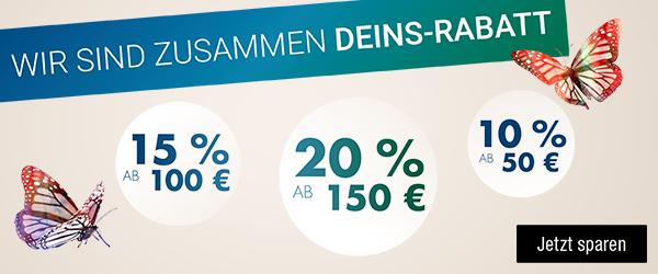 20% Rabatt Galeria Kaufhof Gutscheincodes, Gutscheine und