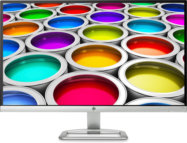 Bild zu 27 Zoll Monitor HP 27ea X6W32AA für 169,99€ (Vergleich: 198,55€)