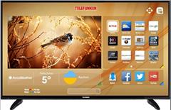 Bild zu Telefunken 48 Zoll LED Smart-TV (122 cm, Full HD, Triple Tuner) für 4,95€ (Vergleich: 263,95€) mit Ay Yildiz Allnet im o2 Netz (4,5GB LTE + Sprachflat) für 14,99€/Monat
