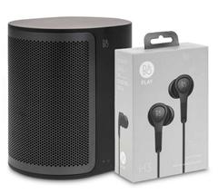 Bild zu Bang & Olufsen M3 Streaminglautsprecher & H3 In-Ear-Kopfhörer für 259€ (Vergleich: 314,45€)