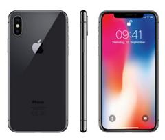 Bild zu [B-Ware] Apple iPhone X  256GB Spacegrau für 649,90€ (Vergleich: 919,99€)
