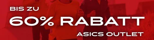 Bild zu ASICS Outlet: Bis zu 60% Rabatt im Sale + 10% Extra-Rabatt + gratis Versand