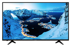 Bild zu Hisense H50AE6030 (50 Zoll) 4K UHD LED Fernseher (Ultra HD, Triple Tuner, Smart TV, EEK: A+) für 314,91€ (Vergleich: 364€)