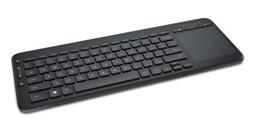 Bild zu MICROSOFT All-in-One Media Keyboard für 22,99€ (Vergleich: 28,90€)
