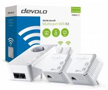 Bild zu devolo dLAN Multiroom WiFi Kit für 76,49€ (Vergleich: 92,99€)