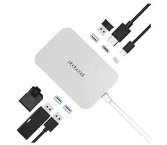 Bild zu dodocool 7-in-1 USB-C Hub mit 4K HD Anschluß für 17,99€