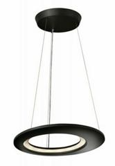 Bild zu Philips Lirio Ecliptic LED Deckenlampe 48cm für 159,90€ (Vergleich: 339,78€)
