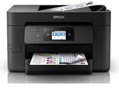 Bild zu Epson WorkForce Pro WF-4720DWF Tintenstrahl-Multifunktionsgerät A4 (4-in-1, Drucker, Kopierer, Scanner, Fax, LAN, WLAN) fpr 99€ (Vergleich: 115€)