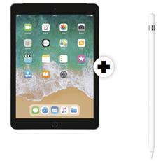 Bild zu [beendet] APPLE iPad 2018 Wi-Fi + Cellular (128GB) & Pencil für einmalig 1€ im Telekom Netz mit 4GB LTE Datenflat für 19,99€/Monat