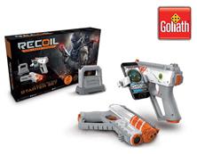 Bild zu Goliath Recoil GPS Laser Combat Starter Set für 35,90€ (Vergleich: 49€)