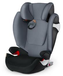 Bild zu cybex GOLD Kindersitz Solution M-fix für je 128,79€ (Vergleich: 159€)