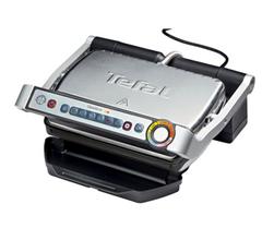 Bild zu [wieder verfügbar] Tefal OptiGrill GC702D Kontaktgrill (2.000 Watt, Standard-Modell, automatische Anzeige des Garzustands, 6 voreingestellte Grillprogramme) für 72,34€ (Vergleich: 94,04€)