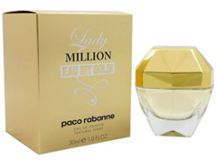 Bild zu Paco Rabanne Lady Million Eau My Gold Eau de Toilette 30ml für 29,99€ (Vergleich: 35,35€)