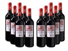 Bild zu Weinvorteil: 12 Flaschen Casa Roja – Tempranillo für 39,96€