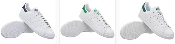 Bild zu Adidas Stan Smith in verschiedenen Farben für je 54,99€ zzgl. eventuell 4,95€ Versand