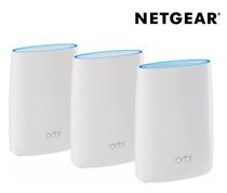 Bild zu Netgear Orbi AC3000 Tri-band Mesh WLAN System (RBK53) für 375,90€ (Vergleich: 493,99€)
