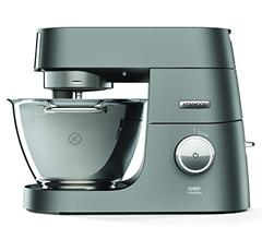 Bild zu KENWOOD Chef Titanium KVC7300S Küchenmaschine Silber (1500 Watt) für 329,70€ (Vergleich: 451,40€)