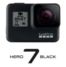 Bild zu GoPro HERO 7 black wasserdichte 4K Actionkamera mit Touchscreen für 329,90€ (Vergleich: 366,59€)