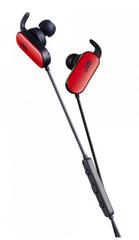Bild zu JVC HA-EBT5-R-E Bluetooth Sport Kopfhörer rot für 17,90€ (Vergleich: 29,98€)