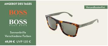 Bild zu Boss Orange Sonnenbrillen für je 49,99€ (Vergleich: 67€)