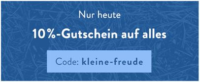 Bild zu brands4friends: nur heute 10% Rabatt auf alles (ab 75€ MBW)