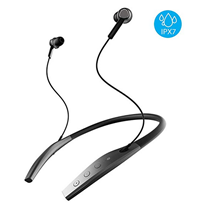 Bild zu Iqua Bluetooth In-Ear-Kopfhörer (wasserdicht IPX7, bis zu 10 Stunden Spielzeit) für 27,49€