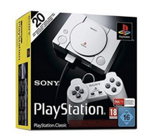 Bild zu SONY PlayStation® Classic für 34,80€ (Vergleich: 44,69€) – paydirekt
