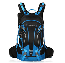 Bild zu TOMSHOO Fahrradrucksack mit Regenschutzhülle und 20 Liter Fassungsvermögen für 21,34€