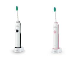 Bild zu PHILIPS Sonicare CleanCare+ HX3212 Zahnbürste/Schallzahnbürste für 19,99€ (Vergleich: 29,95€)