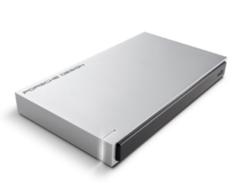 Bild zu LaCie Porsche Design Mobile Drive P9223 USB 3.0 Festplatte – 2TB 2.5 Zoll inkl. USB-C Kabel für 66,66€ (Vergleich: 79,90€)
