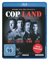 Bild zu Cop Land (Director's Cut, Digital Remastered) – (Blu-ray) für 5,99€ (Vergleich: 9,97€)