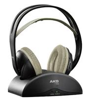 Bild zu AKG K912 Over-Ear Funkkopfhörer (weich, gepolstert, aufladbar, inkl. Ladeschale, geeignet für iOS/Android) für 36,99€ (Vergleich: 44€)