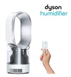 Bild zu DYSON AM10 Luftbefeuchter Weiß/Silber (55 Watt) für 305,90€ (Vergleich: 363,84€)