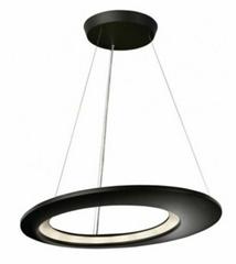 Bild zu Philips Lirio Ecliptic LED Deckenlampe (65cm, 2700K Warmweiß, Dimmbar, 16-flammig, 3000 Lm) für 189,90€ (Vergleich: 353,85€)