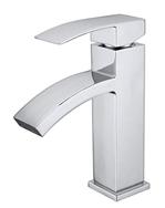 Bild zu Homelody Waschbecken Armatur Chrom Wasserfall für 19,99€