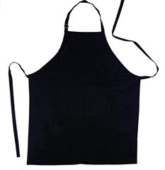Bild zu [Prime] LEBEXY Küchenschürze – Grillschürze aus Baumwolle in schwarz für 2,99€